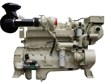 Cummins Marine Diesel Engine K19-M 410HP 2100r/min