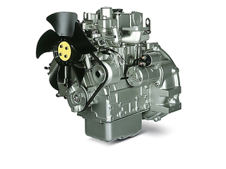 Perkins Diesel Industrial Engine 404D-22T 44.7KW 60HP