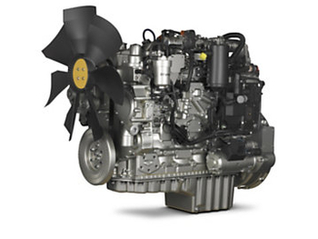 List number and history of Perkins diesel engine
