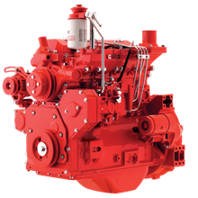 Cummins Industrial Engine B3.3-60 60HP 45KW 2200RPM