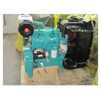 10 Units Cummins 4B Series Diesel Generator Set Ready Shipped