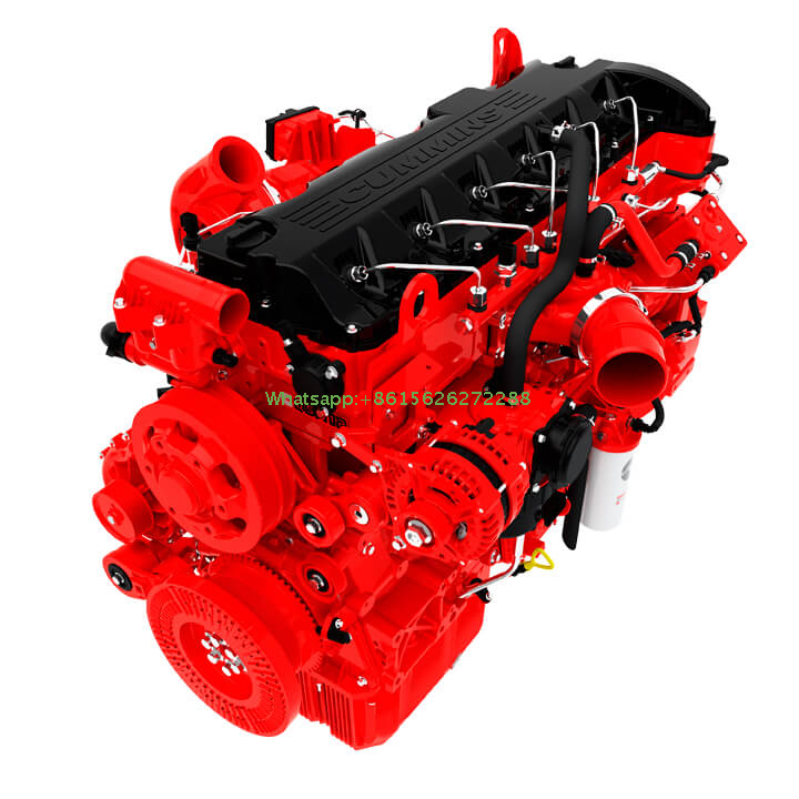 Cummins Diesel Engine NT855-L290 For Rail Car GC220