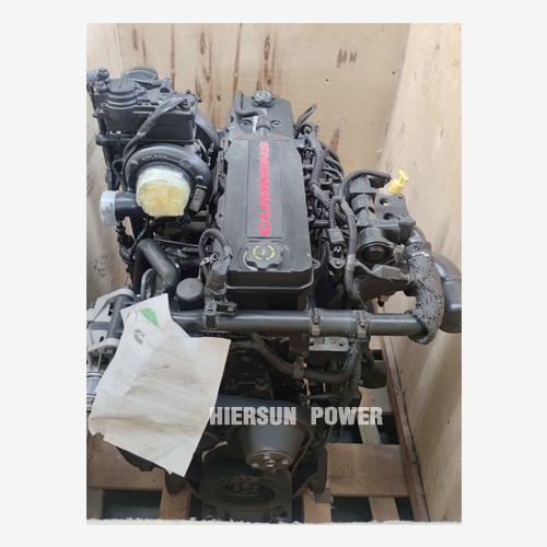 QSB6.7 Cummins Diesel Engine 164KW 220HP Tier4 QSB6.7