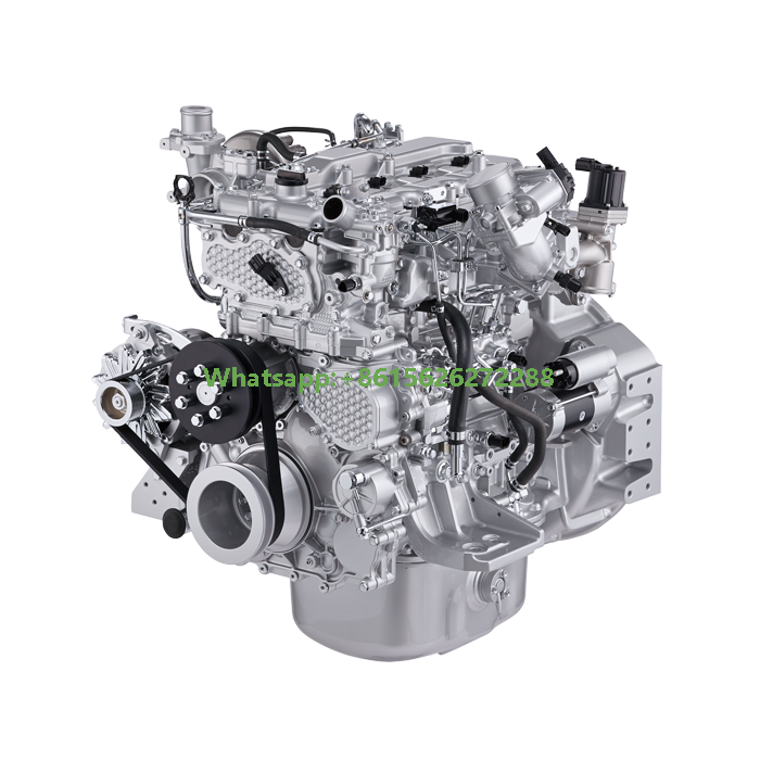 Isuzu Industrial Engine 6WG1 314PS for Hitachi ZX450 Hydraulic Excavator