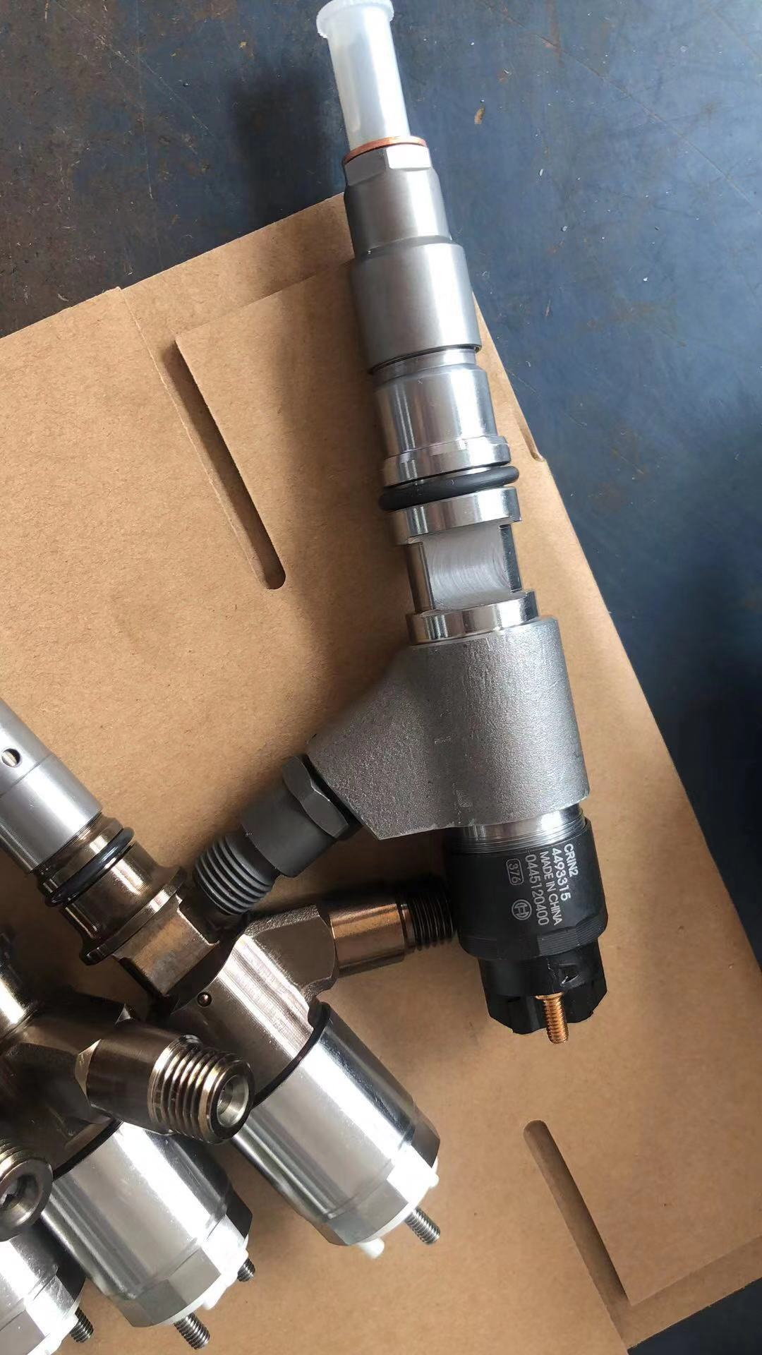 Injector Part Number 0445120400 Injector for Perkins