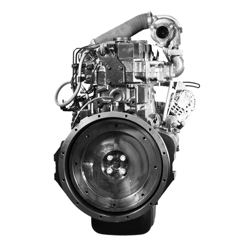 Mitsubishi S4S Series (39.5-74 HP) Industrial Engines