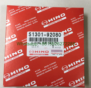 HINO RING SUB SET, PISTON S130192080