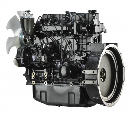 Japan Genuine Mitsubishi Engine Model D04FRC